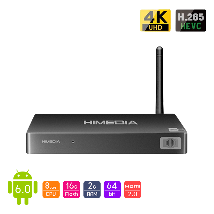 Android Box Himedia A5