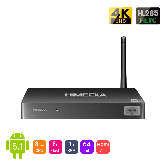 Android Box Himedia H8 Lite