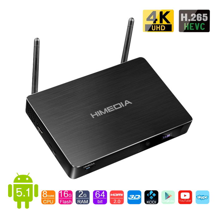 Android Box Himedia H8 Plus
