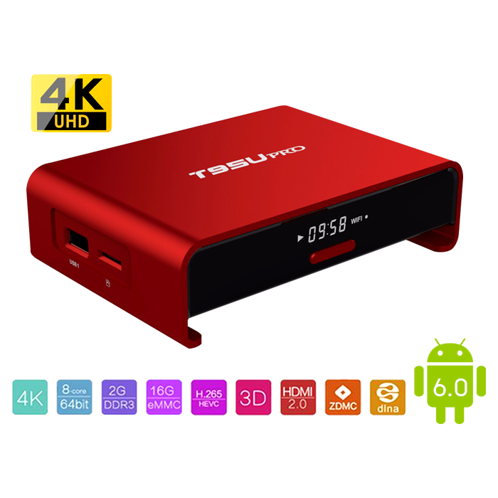 Android Box Sunvell T95u Pro